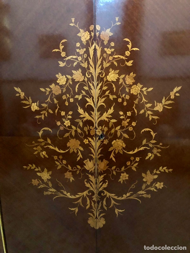 Antigüedades: Armario o ropero Luis XV - Foto 33 - 183957395