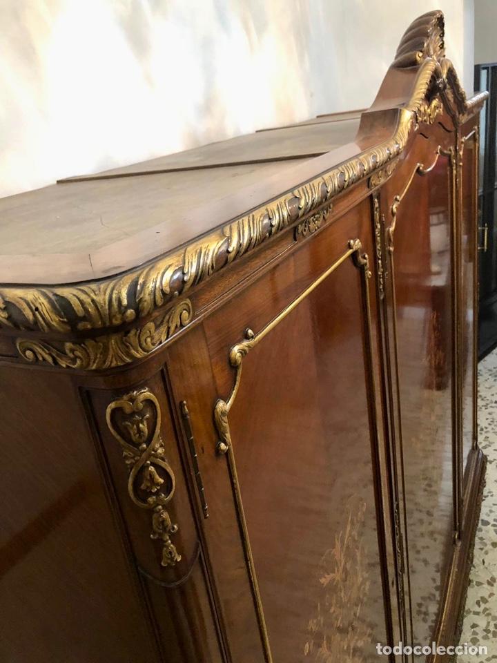 Antigüedades: Armario o ropero Luis XV - Foto 38 - 183957395
