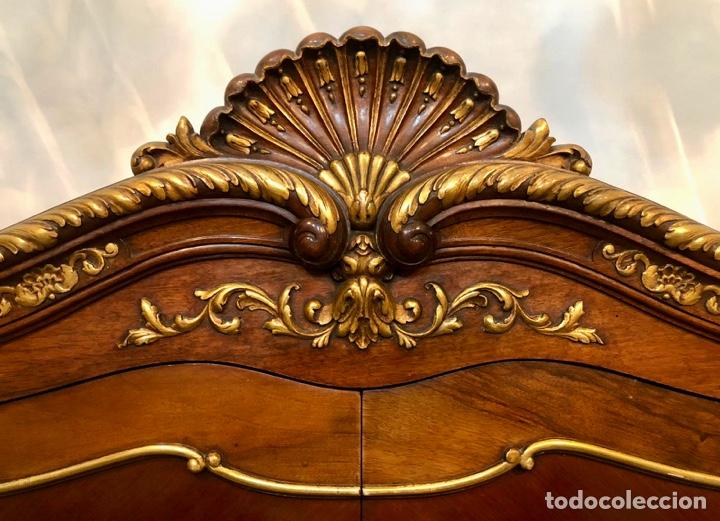 Antigüedades: Armario o ropero Luis XV - Foto 40 - 183957395
