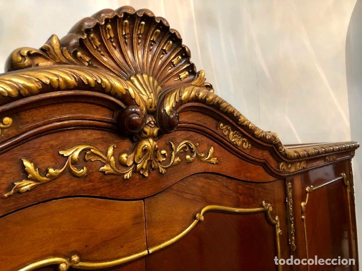 Antigüedades: Armario o ropero Luis XV - Foto 41 - 183957395