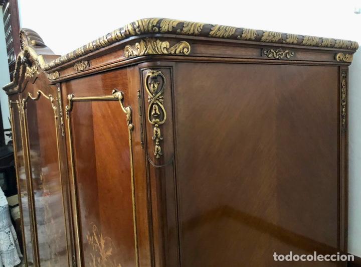 Antigüedades: Armario o ropero Luis XV - Foto 44 - 183957395