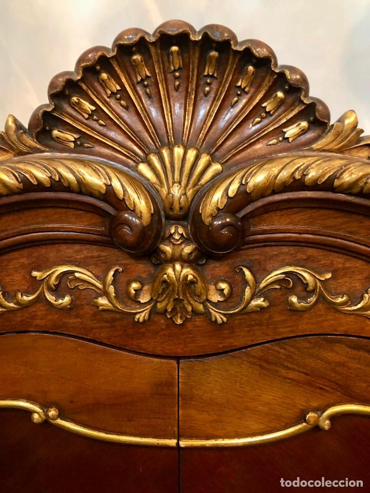 Antigüedades: Armario o ropero Luis XV - Foto 53 - 183957395