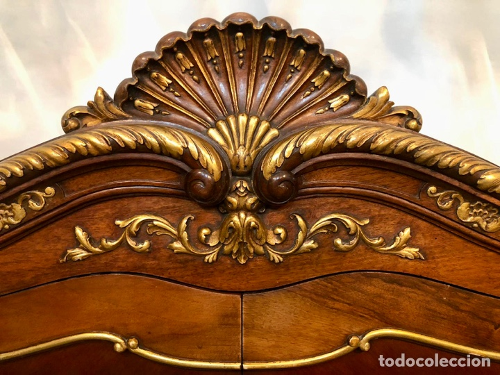Antigüedades: Armario o ropero Luis XV - Foto 54 - 183957395