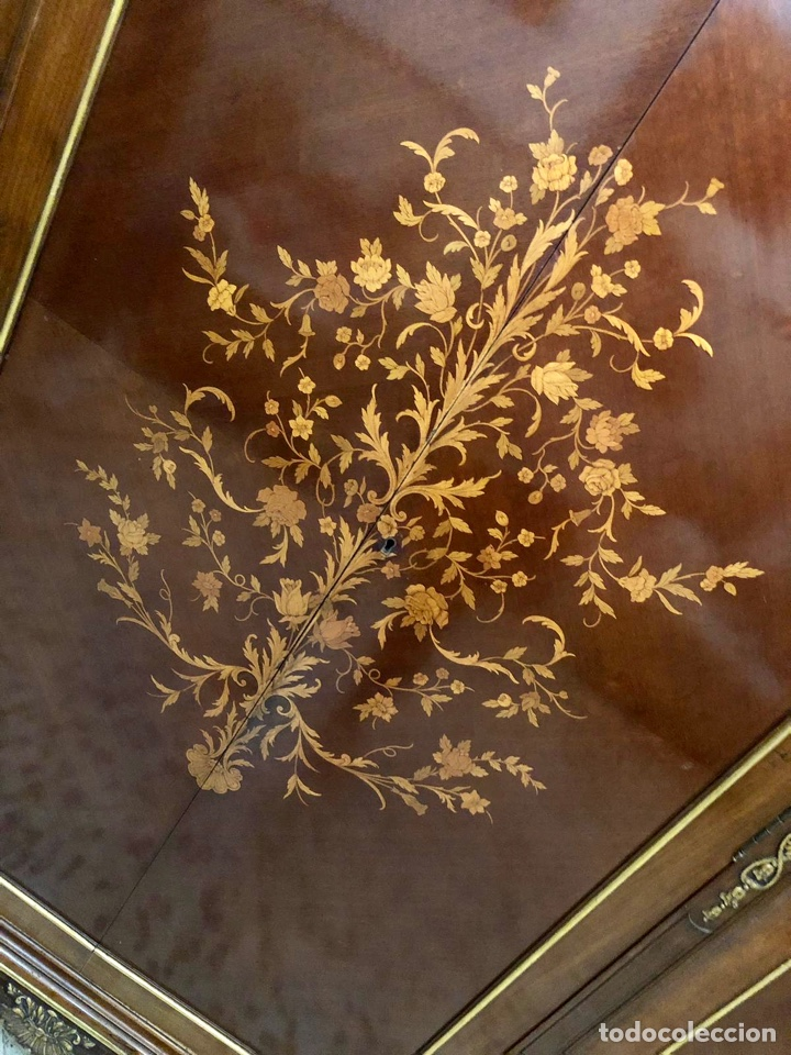 Antigüedades: Armario o ropero Luis XV - Foto 56 - 183957395