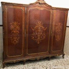 Antigüedades: ARMARIO O ROPERO LUIS XV. Lote 183957395