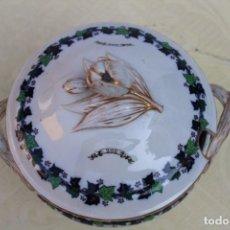 Antigüedades: SOPERA SIGLO XIX. Lote 184001937