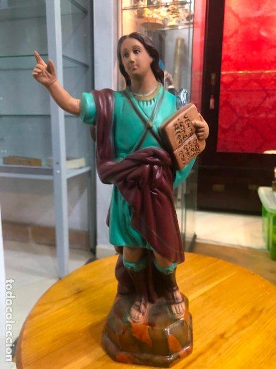 IMAGEN RELIGIOSA DE SAN PANCRACIO - MEDIDA 31 CM (Antigüedades - Hogar y Decoración - Otros)