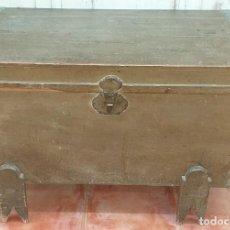 Antigüedades: ANTIGUO BAÚL S. XIX. Lote 184019751