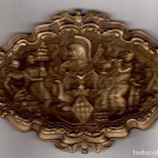 Antigüedades: CENICERO VALENCIANO UNICO EL QUE VES. Lote 184042010