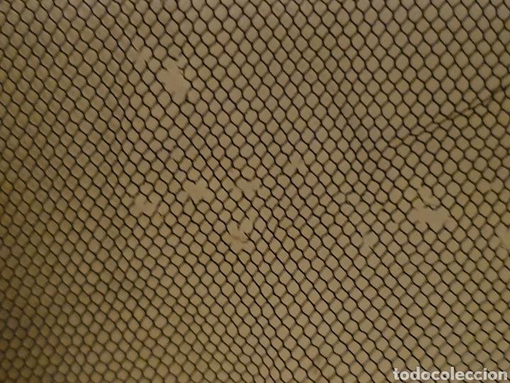 Antigüedades: ANTIGUA MANTILLA DE TRES PICOS - Foto 4 - 184051847