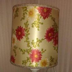 Antigüedades: LAMPARA DE SOBREMESA DECORATIVA . Lote 184057381