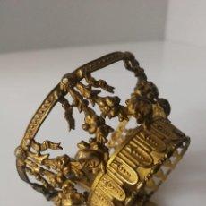 Antigüedades: ANTIGUO SOPORTE ESTILO IMPERIO. Lote 199068205