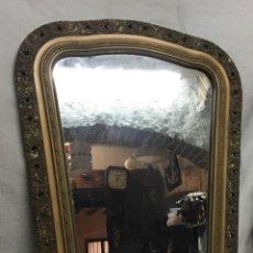 Antigüedades: ANTIGÜO ESPEJO DE LOS AÑOS 40. Lote 184098573