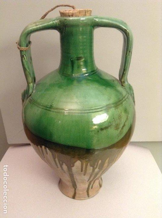 CÁNTARO TITO DE ÚBEDA (Antigüedades - Porcelanas y Cerámicas - Úbeda)