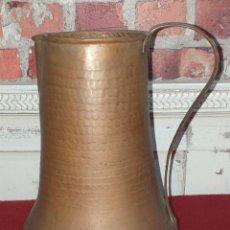 Antigüedades: JARRA DE COBRE. Lote 184112331