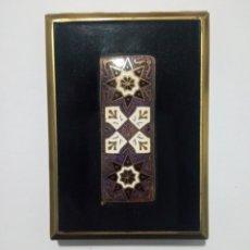 Antigüedades: POLVERA ART DECO. HACIA 1930. Lote 184123403