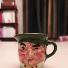 Antigüedades: JARRA EN MINIATURA - CERÁMICA INGLESA ARTONE. Lote 184143315