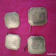 Antigüedades: ANTIGUOS BOTONES INDUMENTARIA 4. Lote 184188465