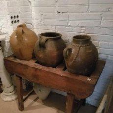 Antigüedades: CANTERO DE 3 AGUJEROS. Lote 184200292