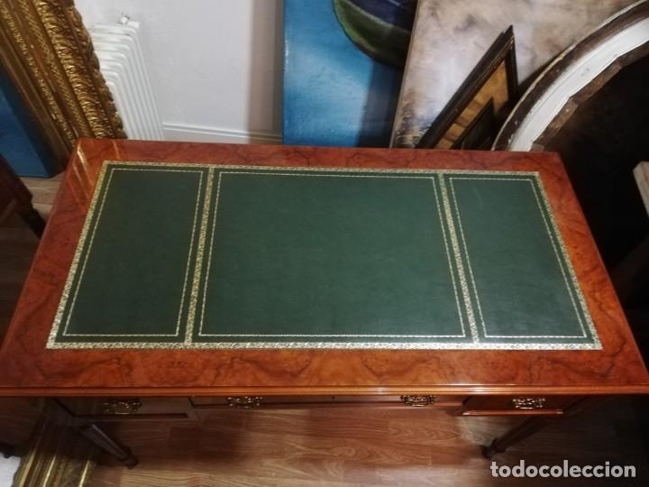 Antigüedades: MESA DE DESPACHO ESCRITORIO - Foto 7 - 184211467