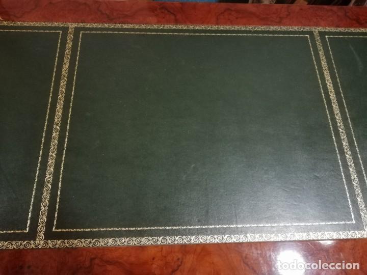 Antigüedades: MESA DE DESPACHO ESCRITORIO - Foto 8 - 184211467