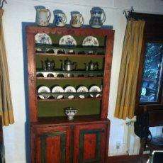 Antigüedades: ANTIGUO APARADOR RESTAURADO.. Lote 184218150