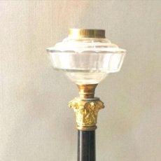 Antigüedades: CANDELABRO IMPERIO. Lote 184241650
