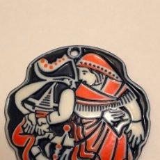 Antigüedades: MEDALLA DE SARGADELOS DESCATALOGADA . Lote 184283997