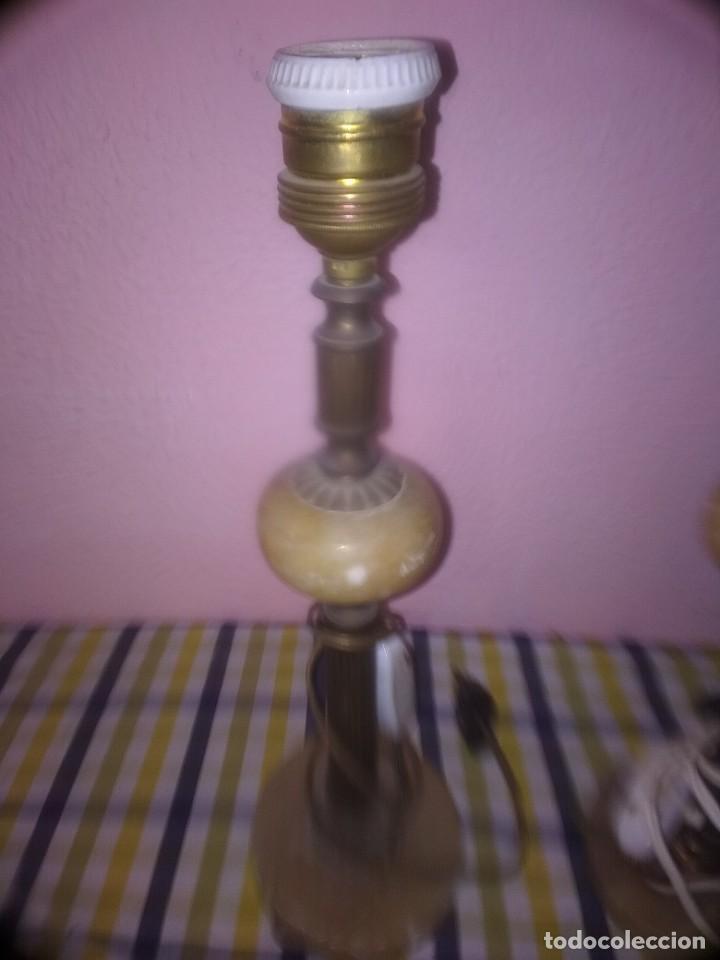 Antigüedades: Pareja de lámparas antiguas - Foto 2 - 184311562