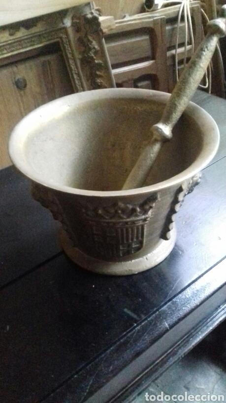 Antigüedades: Mortero - Foto 2 - 184338088
