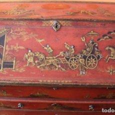 Antigüedades: CANTERANO INGLÉS CHINESCO. Lote 184350402