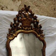 Antigüedades: ESPEJO SIGLO XIX. Lote 184350970