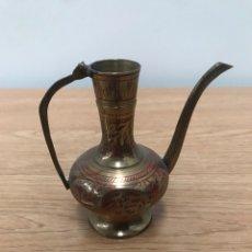 Antigüedades: ANTIGUO JARRÓN DE BRONCE. Lote 184423767