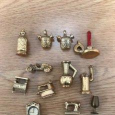 Antigüedades: ANTIGUO LOTE DE FIGURAS EN MINIATURA. Lote 184426018
