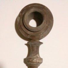 Antigüedades: ANTIGUO SOPORTE DE CORTINA DE PRINCIPIOS DE S.XX. Lote 184466722