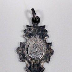 Antigüedades: MEDALLA SIGLO XIX VIRGEN DE LORETO - AE30. Lote 184480962