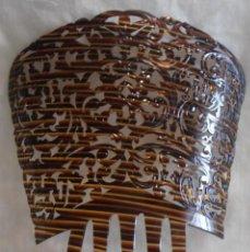 Antiguidades: PEINETA 26 CM DE LARGO. Lote 184543843