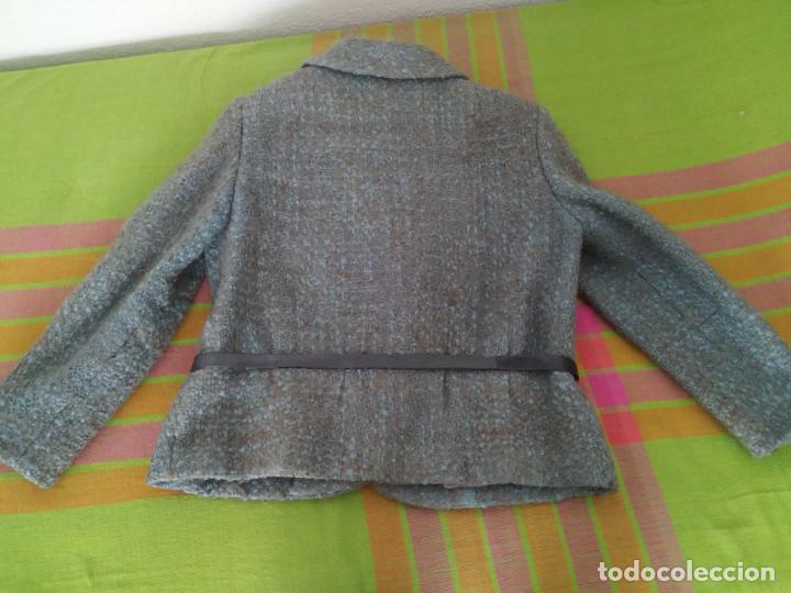 Antigüedades: Traje chaqueta, falda y cuerpo de lana. Años 50/60. Prince González. San Sebastián - Foto 7 - 184618527