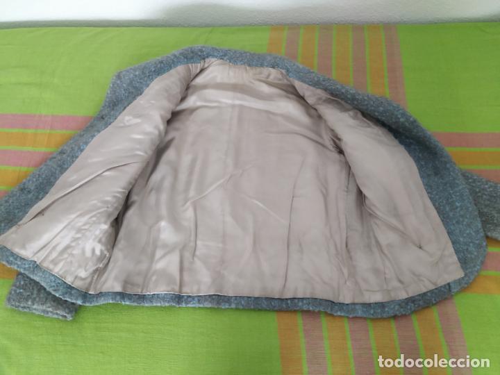 Antigüedades: Traje chaqueta, falda y cuerpo de lana. Años 50/60. Prince González. San Sebastián - Foto 8 - 184618527