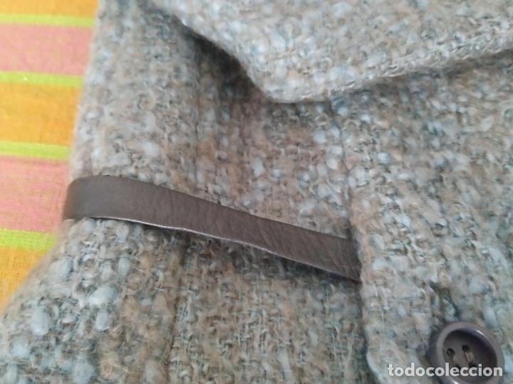 Antigüedades: Traje chaqueta, falda y cuerpo de lana. Años 50/60. Prince González. San Sebastián - Foto 17 - 184618527