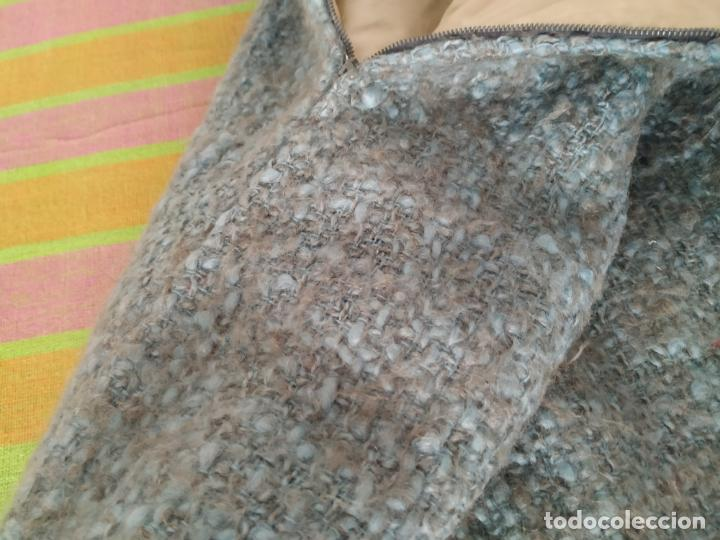 Antigüedades: Traje chaqueta, falda y cuerpo de lana. Años 50/60. Prince González. San Sebastián - Foto 20 - 184618527