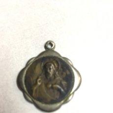 Antigüedades: MEDALLA - CORAZON DE JESUS. Lote 184618821