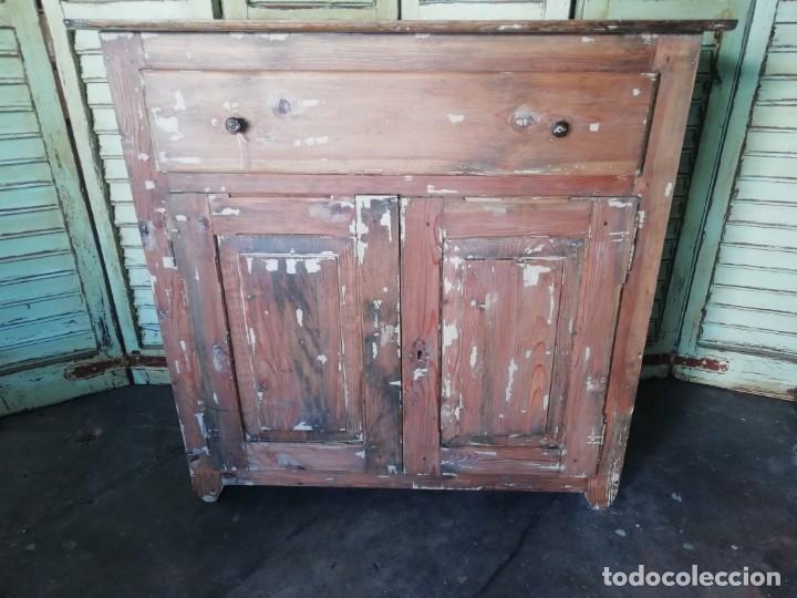 MUEBLE APARADOR BUFFET (Antigüedades - Muebles Antiguos - Aparadores Antiguos)