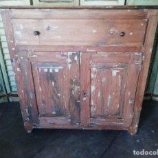 Antigüedades: MUEBLE APARADOR BUFFET. Lote 184641331