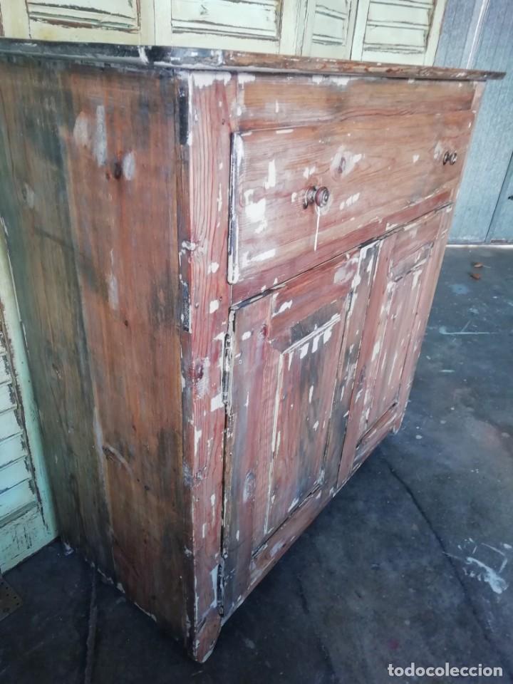 Antigüedades: mueble aparador buffet - Foto 2 - 184641331