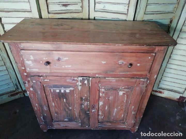 Antigüedades: mueble aparador buffet - Foto 3 - 184641331