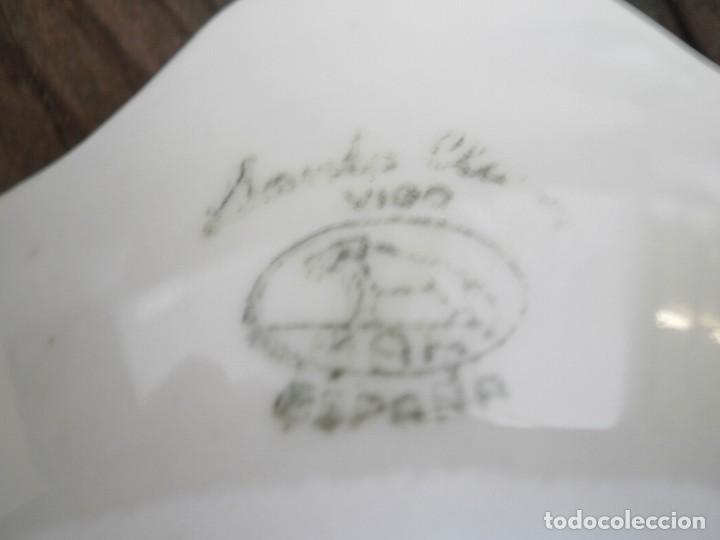 Antigüedades: 6 PLATITOS PARA HUEVOS - Foto 3 - 244191290