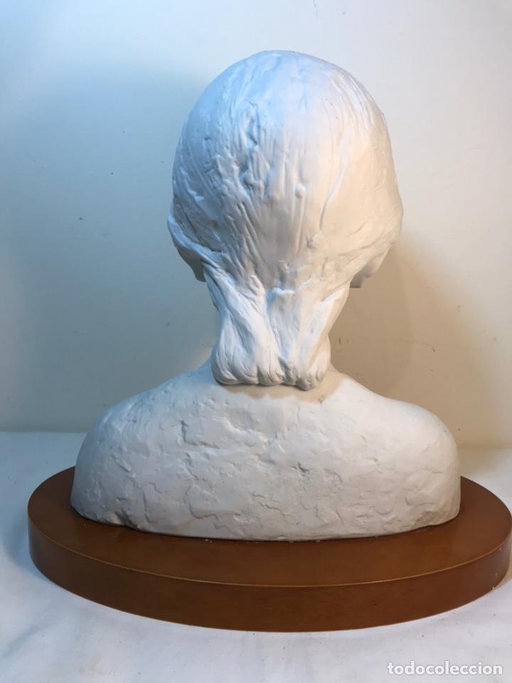 Antigüedades: Figura Porcelana- Lladró- Niña Busto- Serie Limitada n 134 de 500 - Foto 16 - 184720917