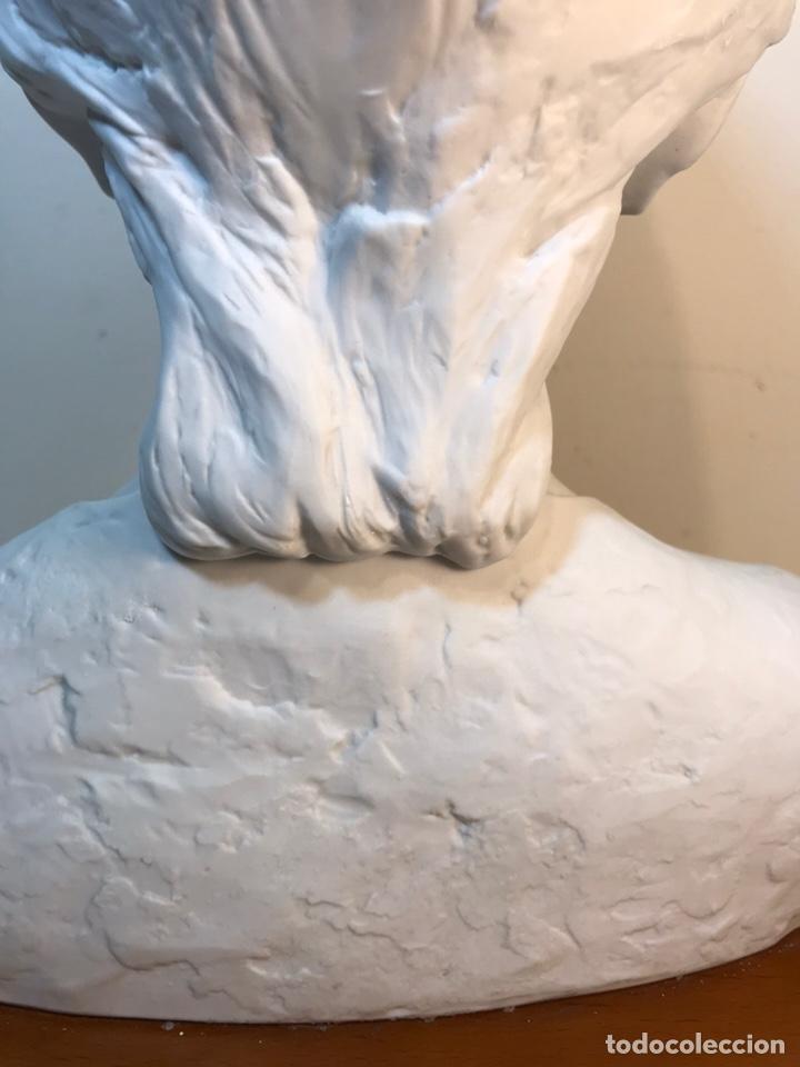 Antigüedades: Figura Porcelana- Lladró- Niña Busto- Serie Limitada n 134 de 500 - Foto 17 - 184720917