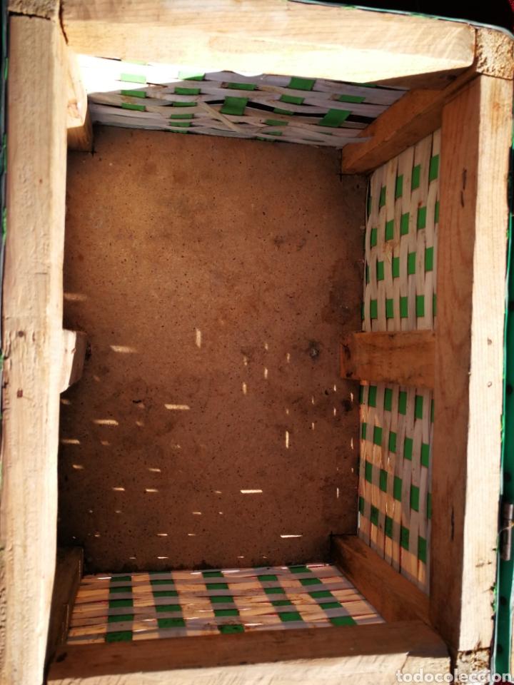 Antigüedades: FRESQUERA ANTIGUA PORTÁTIL - Foto 4 - 184736406